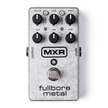 افکت گیتار الکتریک ام ایکس آر MXR Fullbore Metal Distortion M116