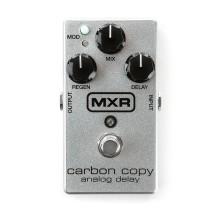 قیمت خرید فروش افکت گیتار الکتریک ام ایکس آر MXR Carbon Copy Analog Delay M169A
