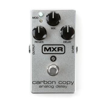 افکت گیتار الکتریک ام ایکس آر MXR Carbon Copy Analog Delay M169A