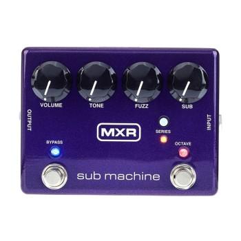 افکت گیتار الکتریک ام ایکس آر MXR M225 Sub Machine Octave Fuzz