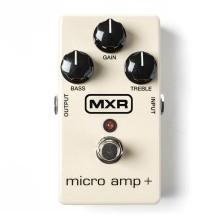 قیمت خرید فروش افکت گیتار الکتریک ام ایکس آر MXR Micro AMP+ M233