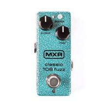 قیمت خرید فروش افکت گیتار الکتریک ام ایکس آر MXR M296 Classic 108 Fuzz Mini