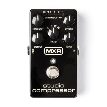 افکت گیتار الکتریک ام ایکس آر MXR M76 Studio Compressor