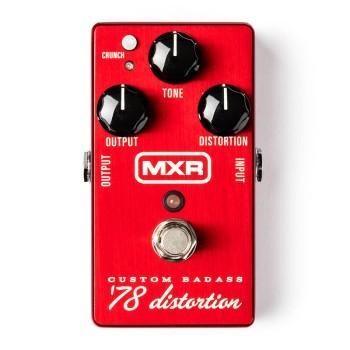 افکت گیتار الکتریک ام ایکس آر MXR Custom Badass '78 Distortion M78