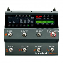قیمت خرید فروش افکت گیتار الکتریک تی سی الکترونیک TC Electronic Nova System