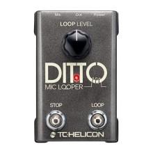 قیمت خرید فروش پدال لوپر تی سی هلیکون TC Helicon Ditto Mic Looper