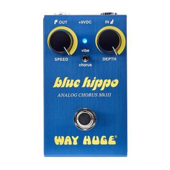 افکت گیتار الکتریک وی هیوج Way Huge Smalls Blue Hippo Analog Chorus WM61