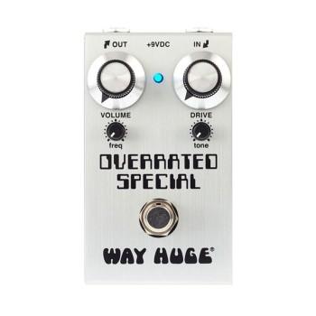 افکت گیتار الکتریک وی هیوج Way Huge Smalls Overrated Special Overdrive WM28