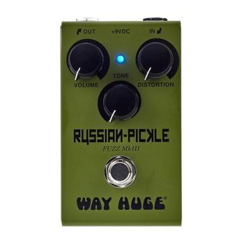 افکت گیتار الکتریک وی هیوج Way Huge Smalls Russian Pickle Fuzz WM42
