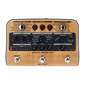 افکت گیتار الکتریک زوم ZOOM AC-3