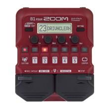 قیمت خرید فروش افکت گیتار الکتریک زوم Zoom B1 Four