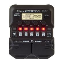 قیمت خرید فروش افکت گیتار الکتریک زوم Zoom G1 Four