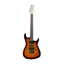 قیمت خرید فروش گیتار الکتریک گودین Godin Freeway SA Lightburst Flame