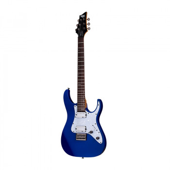 گیتار الکتریک شکتر Schecter Banshee-6 SGR Electric Blue EB SKU #3854