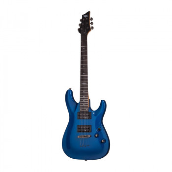 گیتار الکتریک شکتر Schecter C-1 SGR Electric Blue EB SKU #3804