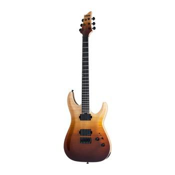 گیتار الکتریک شکتر Schecter C-1 SLS Elite-Antique Fade Burst