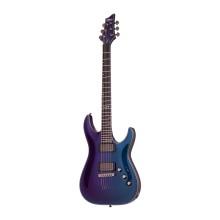 قیمت خرید فروش گیتار الکتریک شکتر Schecter Hellraiser Hybrid C-1 Ultra Violet UV SKU #1954