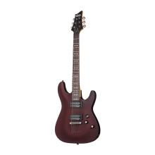 قیمت خرید فروش گیتار الکتریک شکتر Schecter Omen-6 Walnut Satin WSN SKU #2062