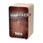 کاخن سلا Sela CaSela Vintage Red SE 080