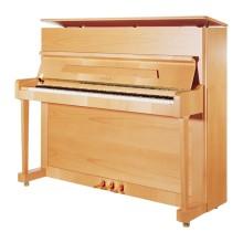 قیمت خرید فروش پیانو آکوستیک پتروف Petrof P 118 P1 Alder Stain