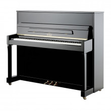 قیمت خرید فروش پیانو آکوستیک پتروف Petrof P 122 N2 Black High Polish