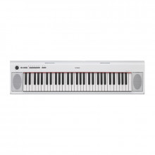 قیمت خرید فروش پیانو دیجیتال یاماها Yamaha NP12WH