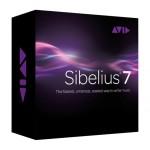 قیمت خرید فروش نرم افزار میزبان اوید Avid Sibelius 7