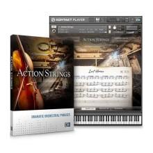 قیمت خرید فروش وی اس تی پلاگین نیتیو اینسترومنتز Native Instruments Action Strings