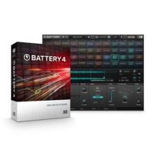 قیمت خرید فروش وی اس تی پلاگین نیتیو اینسترومنتز Native Instruments Battery 4.1.6