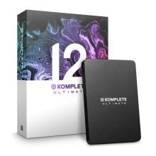 قیمت خرید فروش وی اس تی نیتیو اینسترومنتز Native Instruments Komplete 12 Ultimate