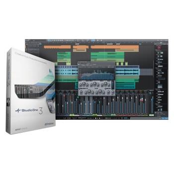 وی اس تی پریسونوس Presonus Studio One 3 Professional Full