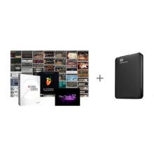 قیمت خرید فروش وی اس تی پلاگین تی ام گروپ 2TB HDD + 2TB Software