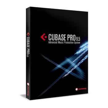 نرم افزار میزبان اشتنبرگ Steinberg Cubase Pro 9.5