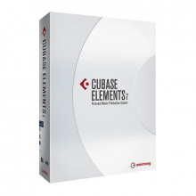 قیمت خرید فروش نرم افزار میزبان اشتنبرگ Steinberg Cubase Elements 7.0.6
