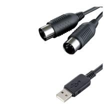 قیمت خرید فروش کابل رابط میدی به یو اس بی تی ام گروپ TM Group Midi to USB