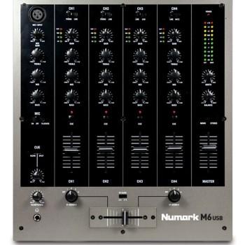 میکسر دی جی نیومارک Numark M6 USB