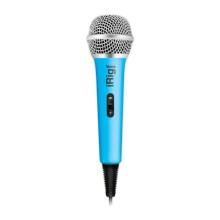 قیمت خرید فروش میکروفن با سیم آی کی مولتی مدیا IK Multimedia iRig Voice Blue