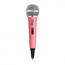 قیمت خرید فروش میکروفن با سیم آی کی مولتی مدیا IK Multimedia iRig Voice Pink