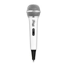 قیمت خرید فروش میکروفن با سیم آی کی مولتی مدیا IK Multimedia iRig Voice White