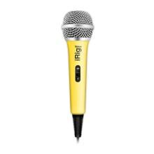قیمت خرید فروش میکروفن با سیم آی کی مولتی مدیا IK Multimedia iRig Voice Yellow
