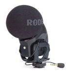 میکروفن شات گان رود Rode Stereo VideoMic Pro