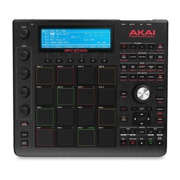 میدی کنترلر آکایی AKAI MPC Studio Black
