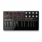 میدی کنترلر آکایی Akai Professional MPK Mini mkII Limited Edition Black on Black