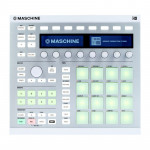 دی جی کنترلر نیتیو اینسرومنت Native Instruments Maschine MK2 White