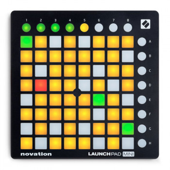 لانچ پد نویشن Novation Launchpad Mini MK2