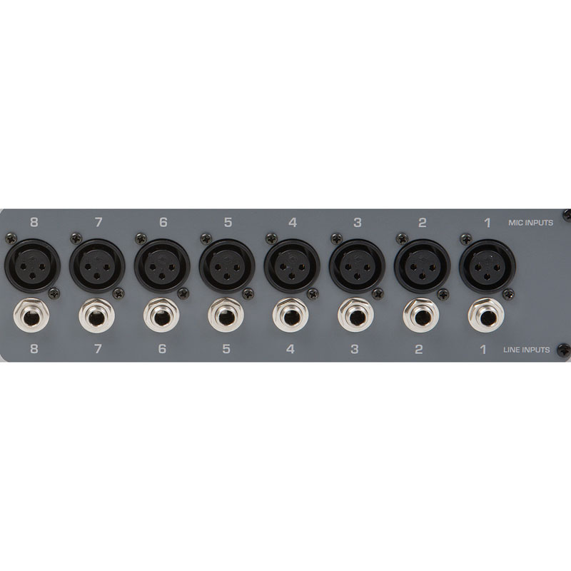 M audio project mix for Firewire mixer motorized faders