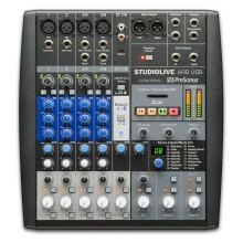 قیمت خرید فروش میکسر صدا پریسونوس Presonus StudioLive AR8 USB