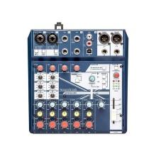 قیمت خرید فروش میکسر صدا سوند کرافت Soundcraft Notepad-8FX