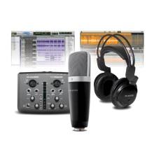 قیمت خرید فروش کارت صدا و پکیج استودیو ام آدیو M-Audio Vocal Studio Pro