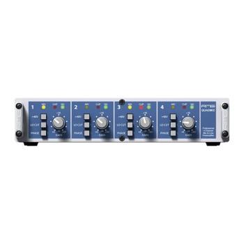 پری آمپ آر ام ای RME QuadMic II